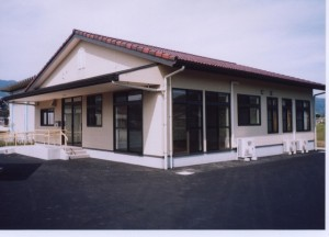 指定通所介護事業所「デイサービスセンター」建築工事